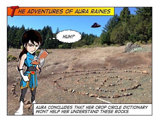 The Aura Raines challenge