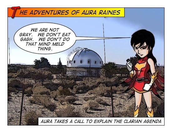 Aura Raines dispels Misconceptions