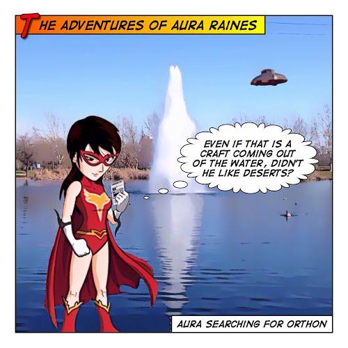 Aura and Canada