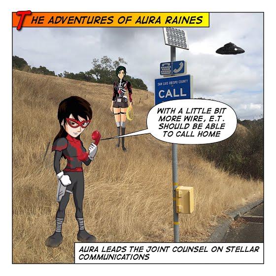 Aura Raines and Rhanes